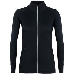 Icebreaker Tech Trainer Hybrid Jacket - Womens-Black