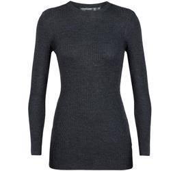 Valley Slim Merino Crewe Sweater- Womens