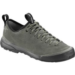 Arcteryx Acrux SL Leather GTX Approach Shoe - Womens-Castor Gray / Shadow