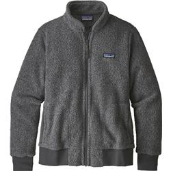 Patagonia Woolyester Fleece Jacket - Womens-Forge Grey