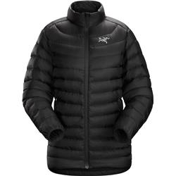 Arcteryx Cerium LT Jacket - Womens-Black