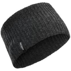 Arcteryx Chunky Knit Headband-Black Heather