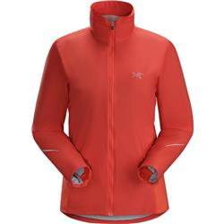 Arcteryx Gaea Jacket - Womens-Hard Coral