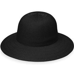 Wallaroo Hats Victoria Sport - Womens-Black