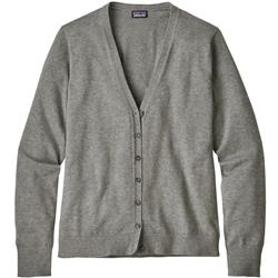 Patagonia Andri Cardigan - Womens-Feather Grey