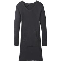Prana Avalone Dress - Womens-Charcoal