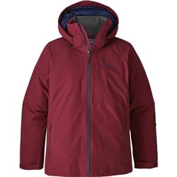 Patagonia Insulated Powder Bowl Jacket - Womens-Arrow Red
