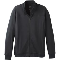 Prana Gravity Track Jacket - Mens-Black