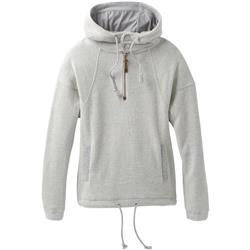 Prana Hartlie Pullover - Womens-Bone Heather