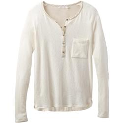 Prana Hensley Henley - Womens-Bone