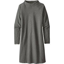 Patagonia Mount Sterling Dress - Womens-Forge Grey