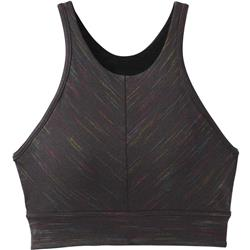 Prana Itzel Bra - Womens-Black Cherry