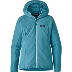 Patagonia Nano-Air Light Hybrid Hoody - Womens-Mako Blue
