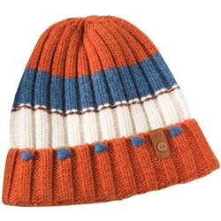 Prana Lexington Beanie - Womens-Burnt Caramel