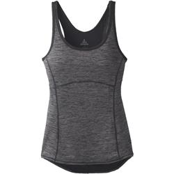 Prana Lilliana Top - Womens-Black