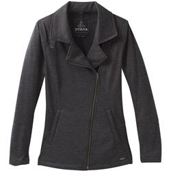 Prana Marabelle Softshell Jacket - Womens-Black