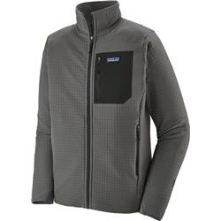 Patagonia R2 TechFace Jacket - Mens-Forge Grey