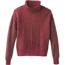 Prana Sentiment Sweater - Womens-Wedged Wood