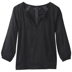 Prana Tacana Top - Womens-Black