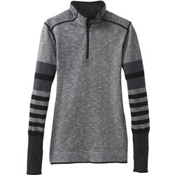 Prana Tellie Sweater - Womens-Charcoal