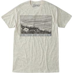 Hippy Tree Outskirts Tee - Mens-Heather Natural