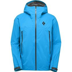 Black Diamond Helio Active Shell - Mens-Bluebird