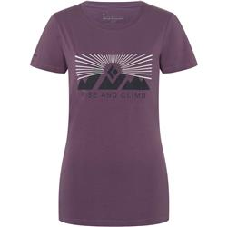 Rise And Climb SS Tee - Womens
