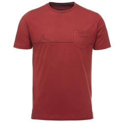 Black Diamond Tower SS Tee - Mens-Red Oxide