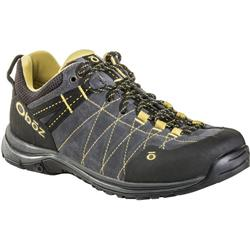 Oboz Hyalite Low - Mens-Dark Shadow / Lichen