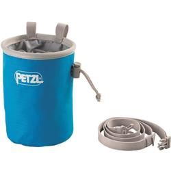 Petzl Bandi Chalkbag with Belt-Blue