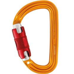 Petzl SMD H-Frame Carabiner, With Tethering Hole, Twist-Lock-Not Applicable