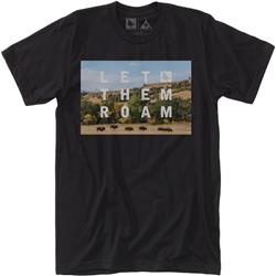 Hippy Tree Wyoming Tee - Mens-Black