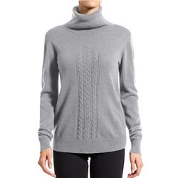 Fig Clothing Bil Sweater - Womens-Glacier