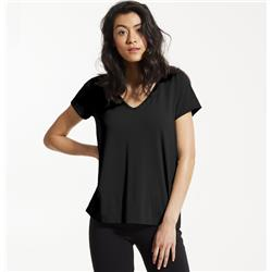 Fig Clothing Gax Top - Womens-Black