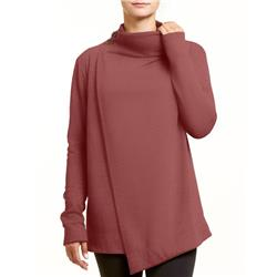 Fig Clothing Klu Cardigan - Womens-Cocoa