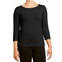 Fig Clothing Wam Top - Womens-Black
