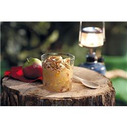 Happy Yak Apple Crisp - 1 Portion-Not Applicable