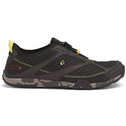 Olukai Eleu Trainer - Mens-Black / Black