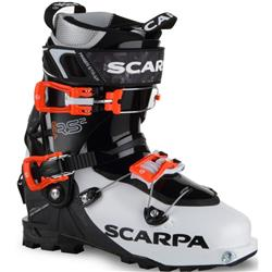 Scarpa Gea RS - Womens-White / Black / Flame