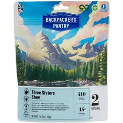 Backpackers Pantry Three Sisters Stew - 2 Serving - Vegetarian Entree-Not Applicable
