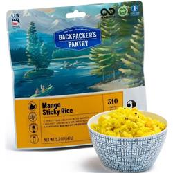 Backpackers Pantry Mango Sticky Rice - 2 Serving - Desert-Not Applicable