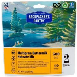 Backpackers Pantry Multigrain Buttermilk Hotcakes - 2 Serving-Not Applicable