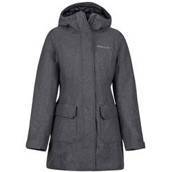 Marmot Georgina Featherless Jacket - Womens-Black