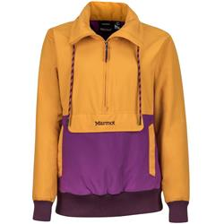Marmot Lynx Insulated Anorak - Womens-Golden Eye / Grape