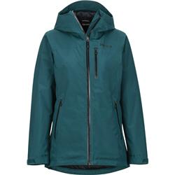 Marmot Solaris Jacket - Womens-Deep Teal