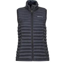 Marmot Solus Featherless Vest - Womens-Black