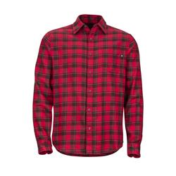 Marmot Bodega Lightweight Flannel LS - Mens-Fire