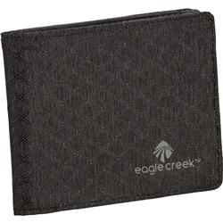 Eagle Creek RFID Bi-Fold Wallet-Black / Charcoal