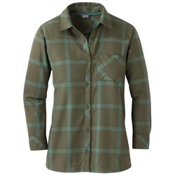 Outdoor Research Cedar Cove Tunic - Womens-Fatigue
