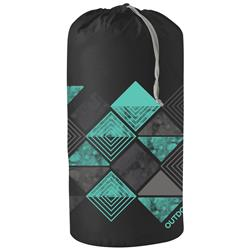 Outdoor Research Graphic Stuff Sack 20L - Abstract Wrap-Black